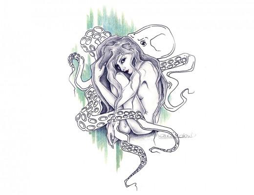 La pieuvre de la jalousie